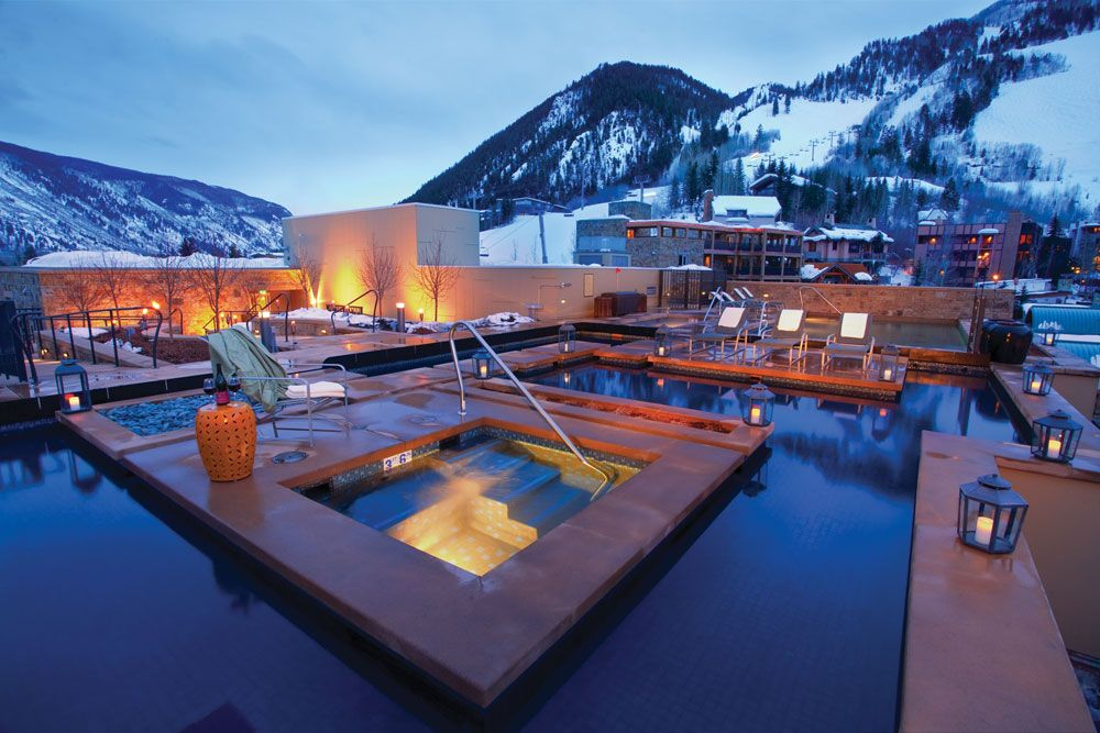 Book A Room At The Residences At The Little Nell In Aspen Colorado Through Stay Aspen Snowm Luxurious Andious The Residences At The Little Nell