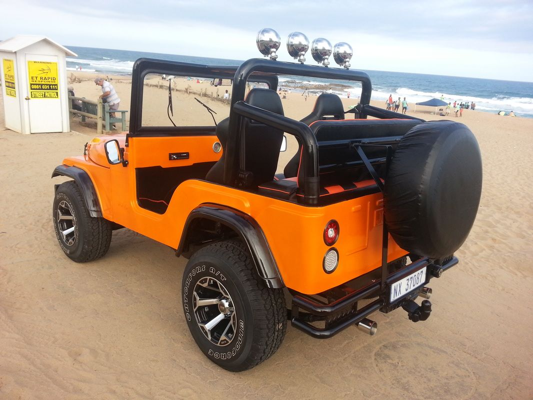 Best Jeep Replica Builds in SA South African Beach Buggy