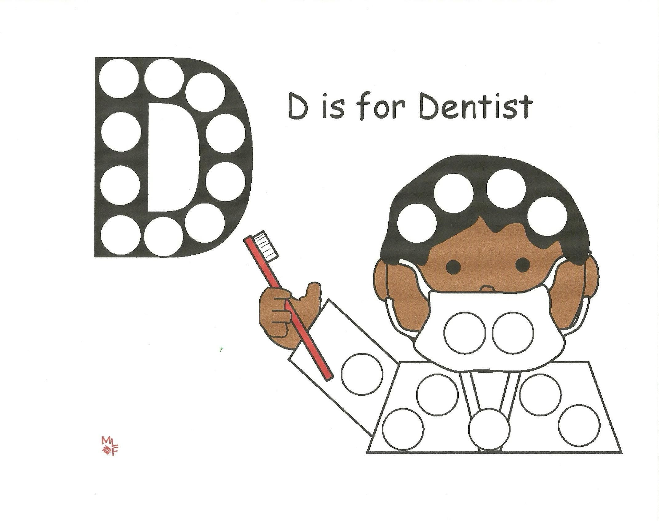 Dentist Dot Activity