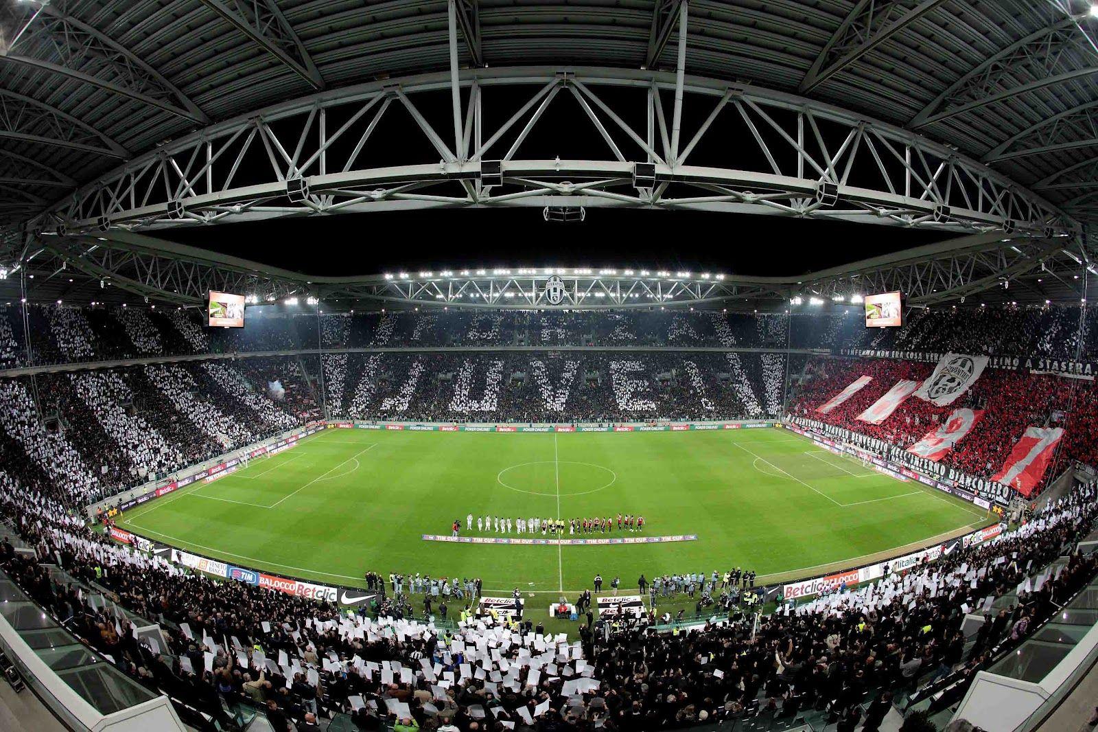 El Juventus Stadium de 41.254 espectadores es un estadio