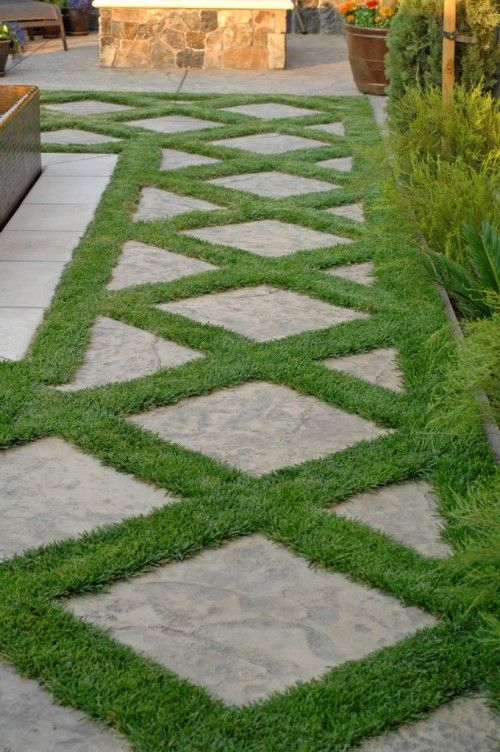 Create Privacy In Your Yard Grasses Patios And Irish Moss