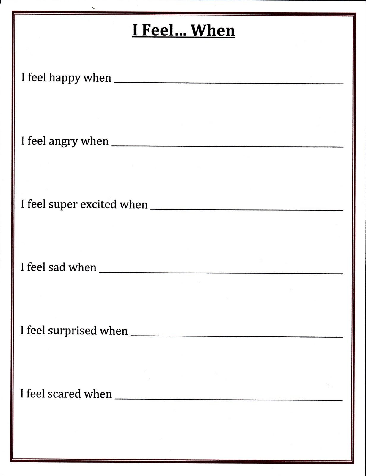 Worksheet Positive Thinking Worksheets Grass Fedjp