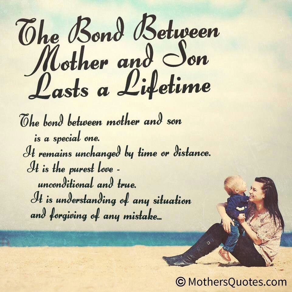 Mother & Son Brysen Thomas James Pinterest Mother
