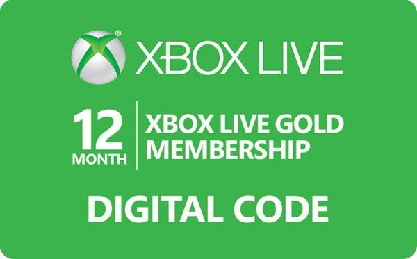 The Xbox Live 12 Month Gold Membership Review