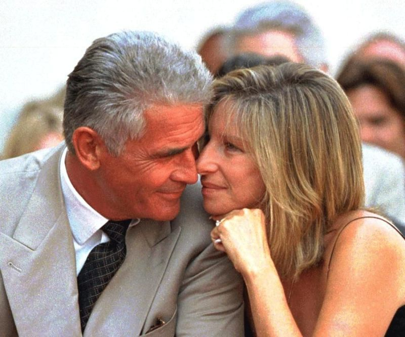 Slikovni rezultat za BARBRA STREISAND I JAMES BROLIN young