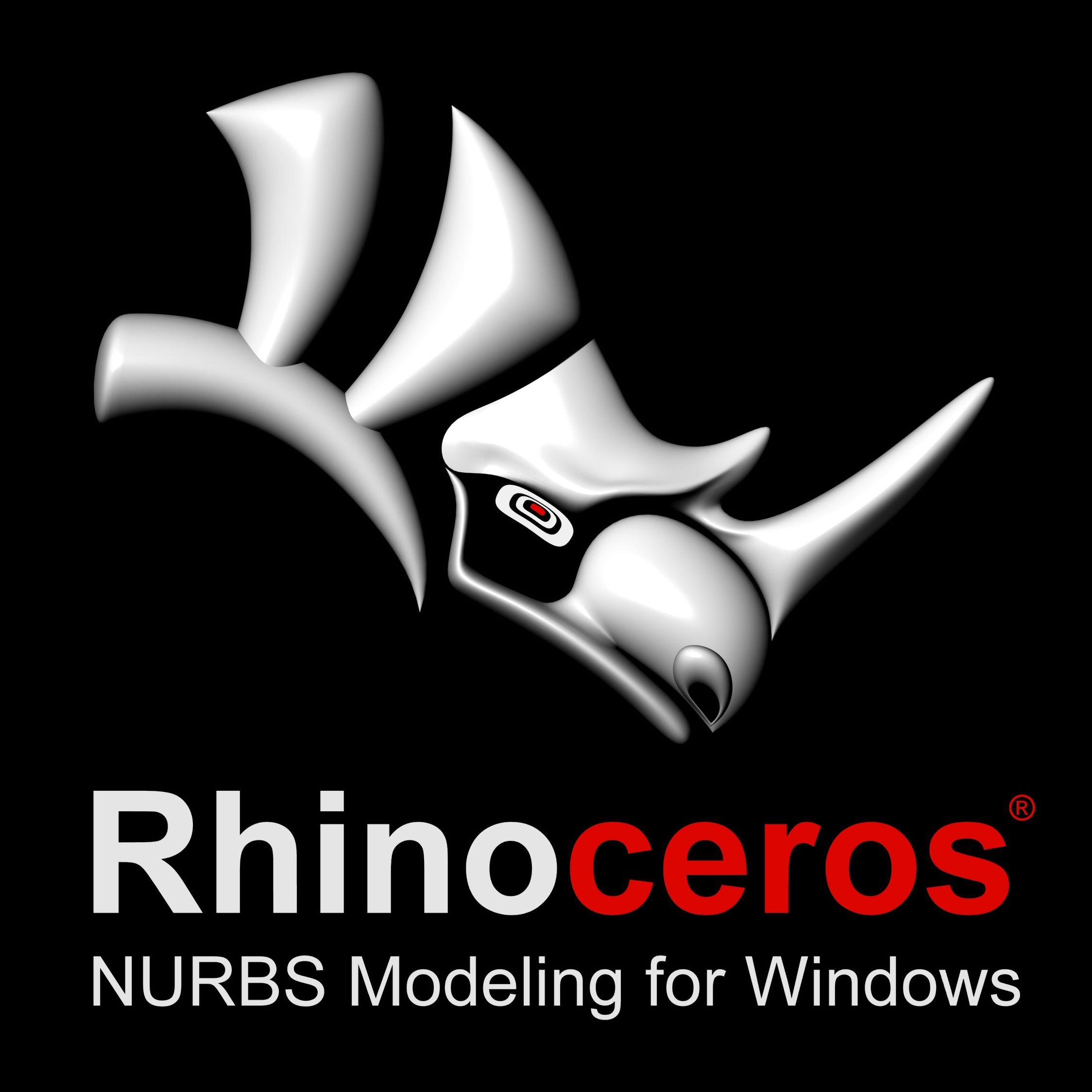 rhino 3d logo Szukaj w Google Rhino 3D Pinterest