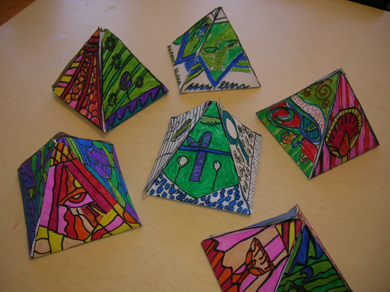 Art Activities For Elementary School