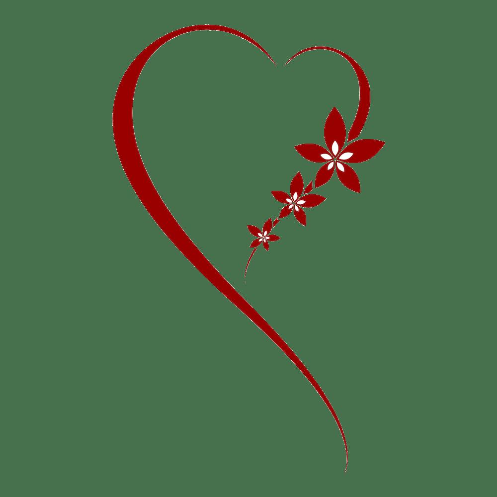 Heart Transparent Clipart Clipart Kid Hearts Lve