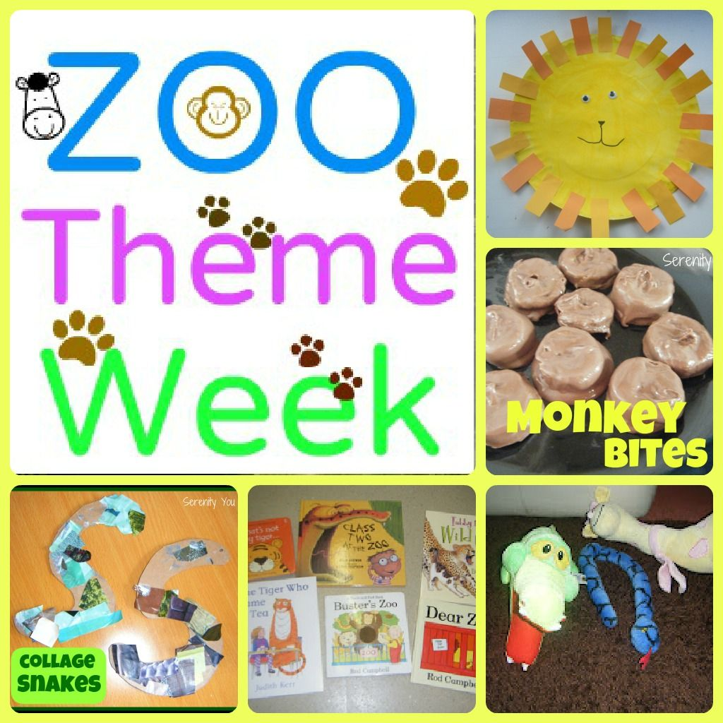 Zoo Week From Serenity You