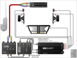 Car Audio Amp Wiring Diagrams | Mechanic's Corner