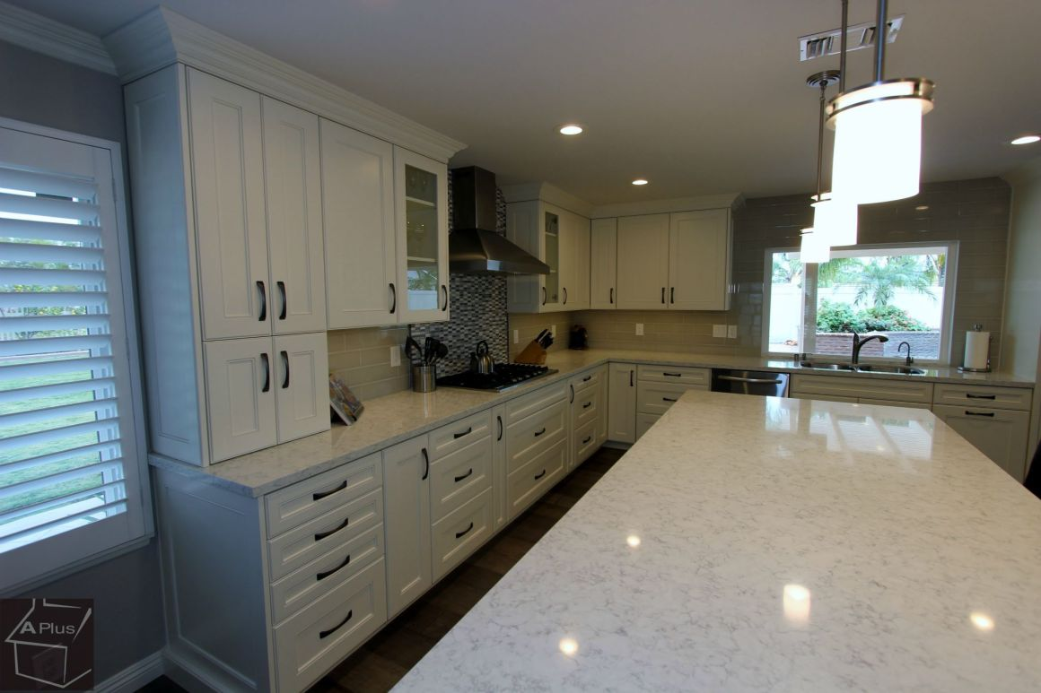 check out this yorba linda design build transitional kitchen