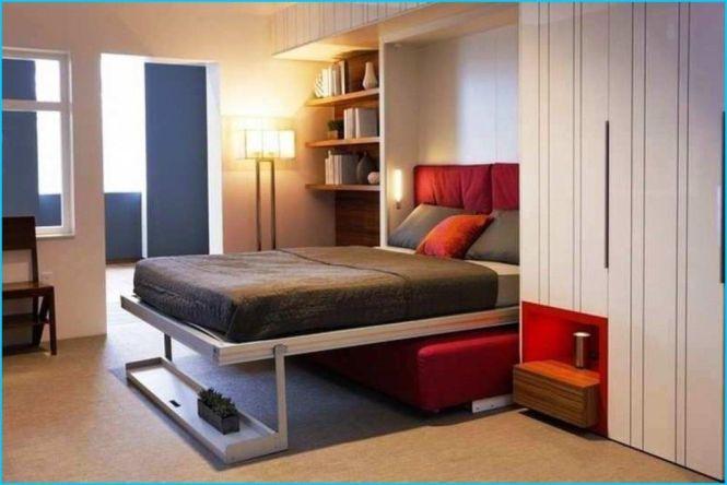 Bedroom Wall Bed E Saving Furniture Mechanism Planurphy Mattress
