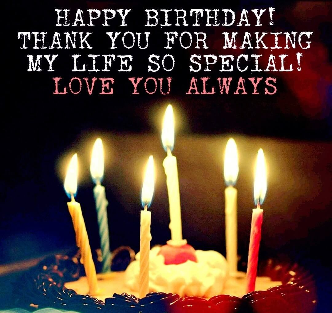 Super Romantic Birthday Wishes For Him Birthdays