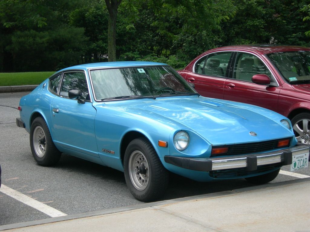 1977 Datsun 280Z .Hubby owned one just like this same