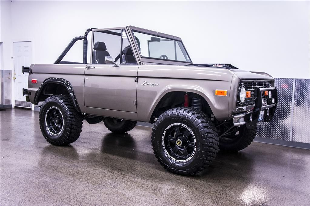 SHOW QUALITY 1970 FORD BRONCO LIFTED & BADSS!!! Picture