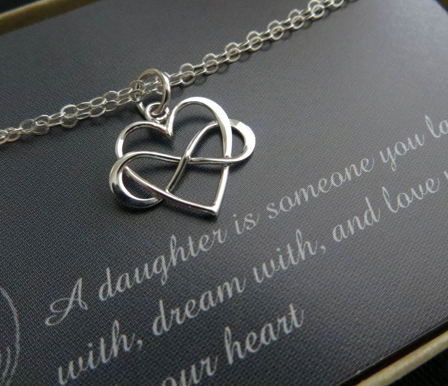 LOVE!!!!! gift for daughter from mom on wedding day by
