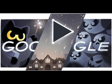 halloween google 2017 game cartoonview co