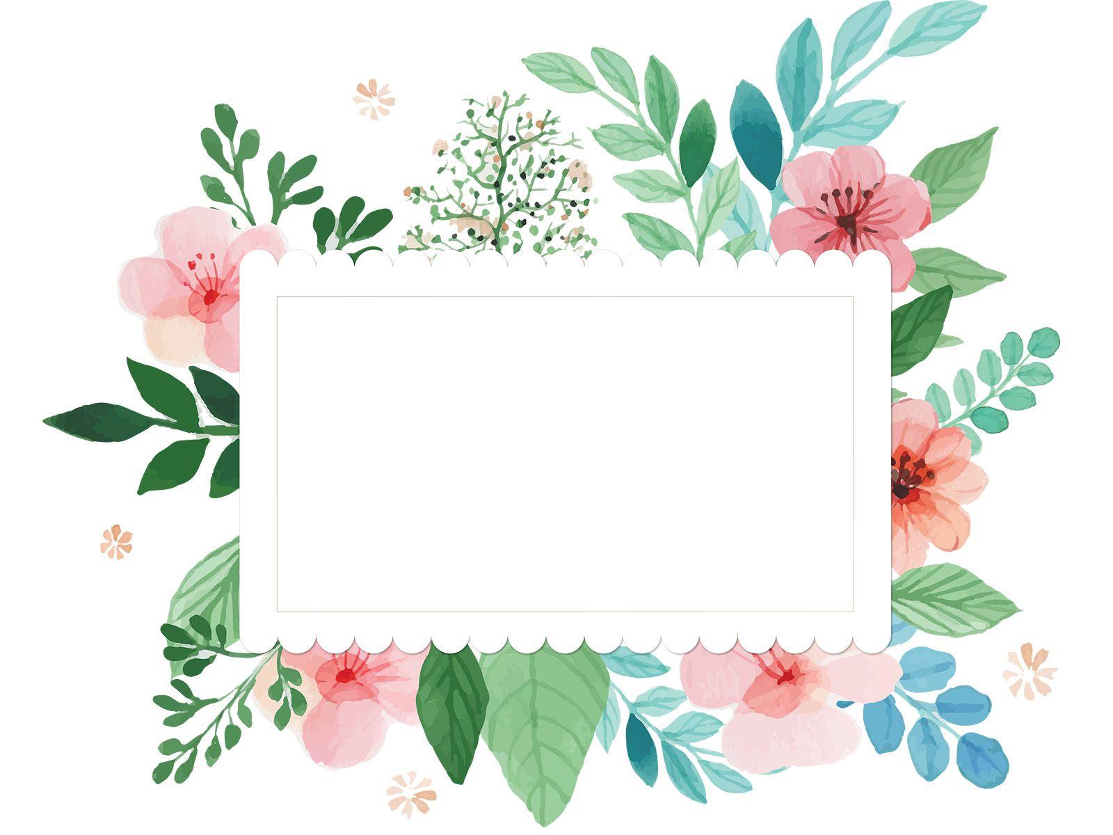 color flower بحث Google frame & border Pinterest