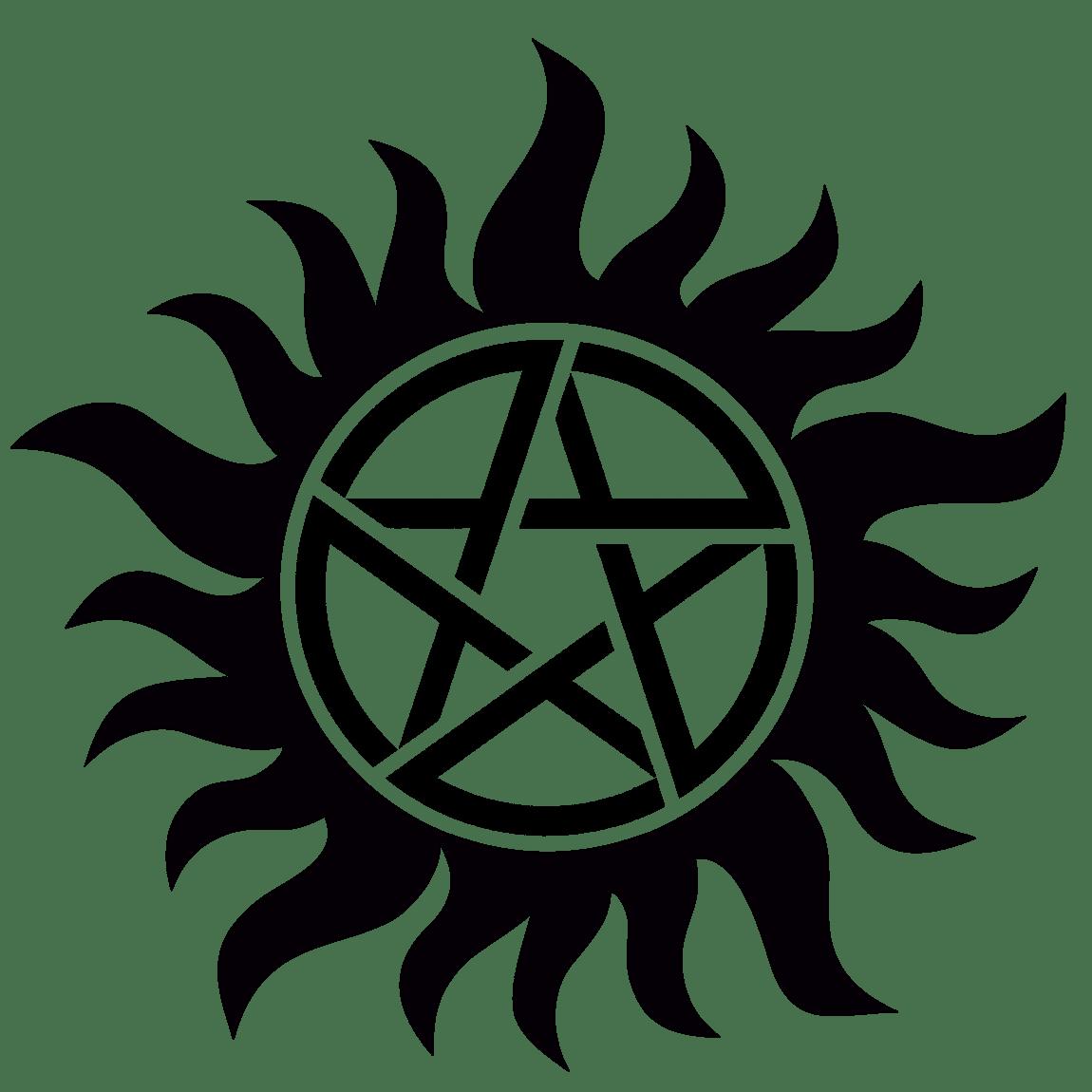 Supernatural AntiPossession Symbol Ink Pinterest