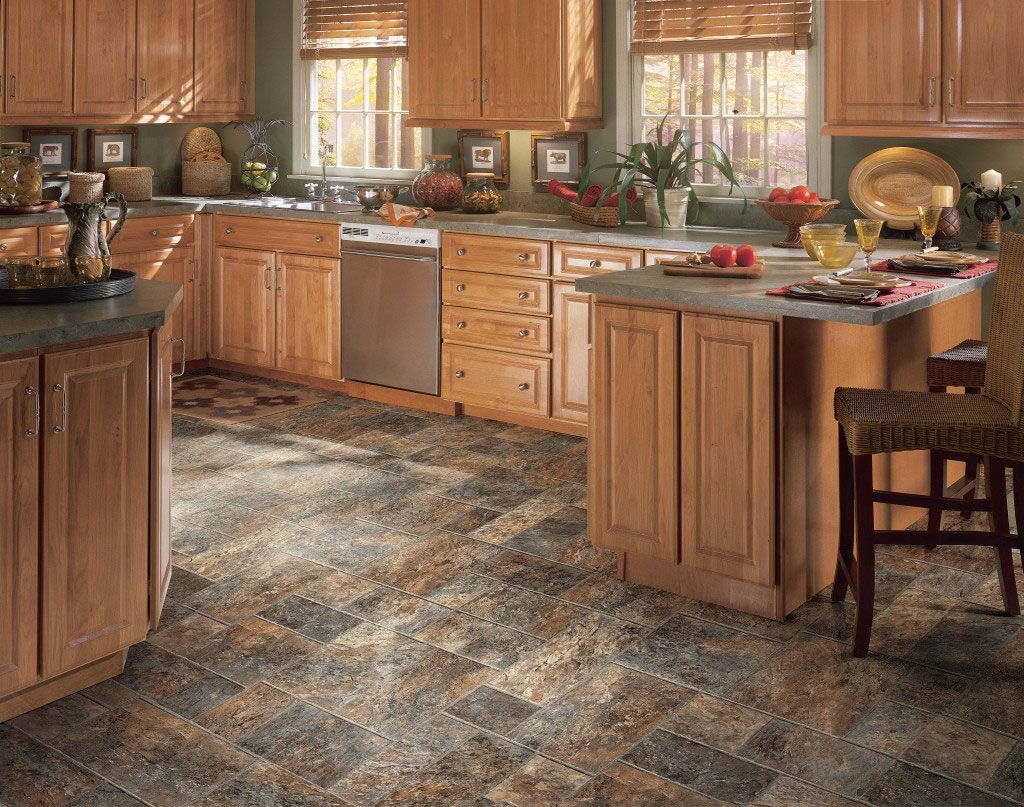 Picture of Best Floors for Kitchens That Will Create