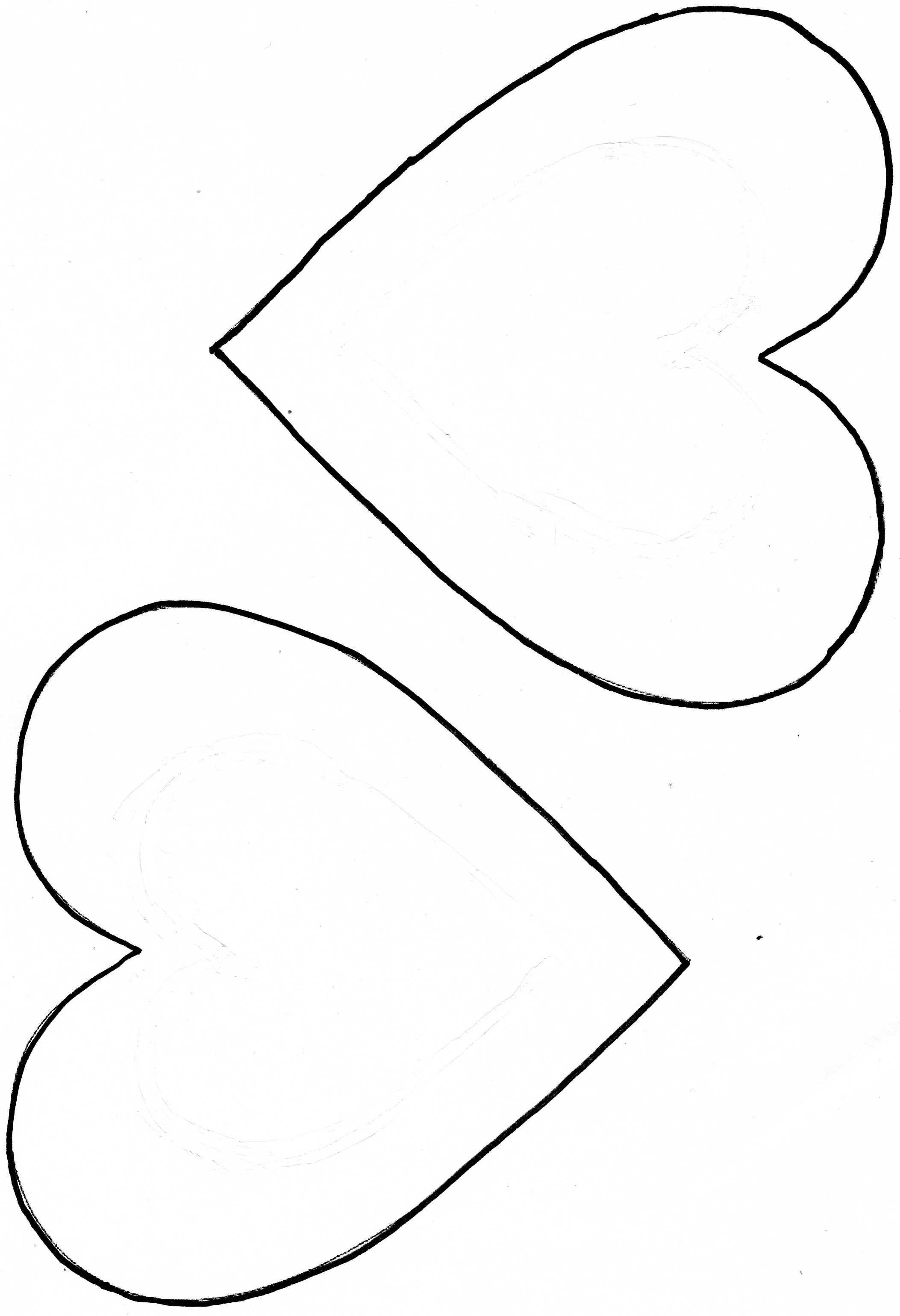 Valentine Printable Pattern Worksheet