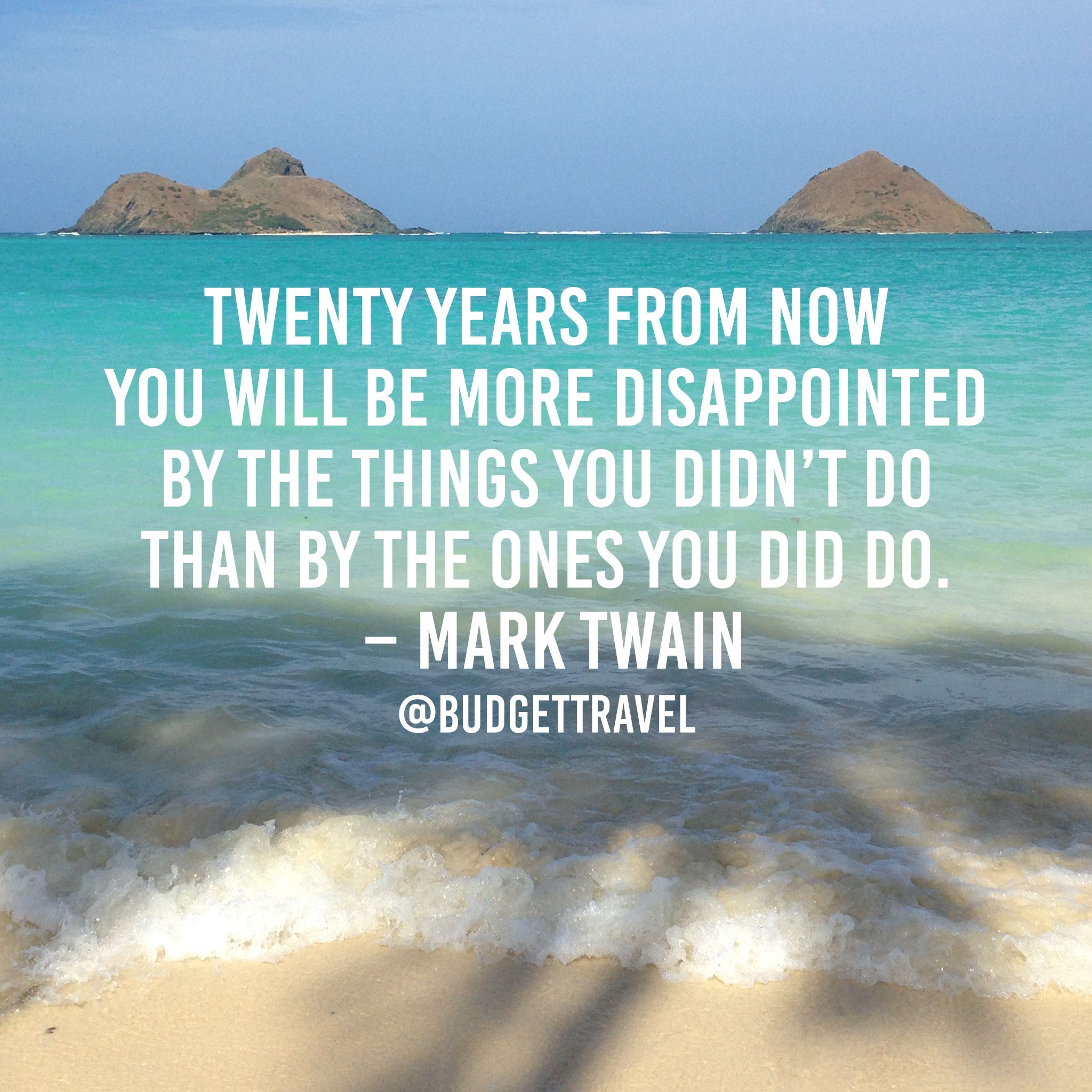 38 Most Inspiring Travel Quotes of All Time Mark twain
