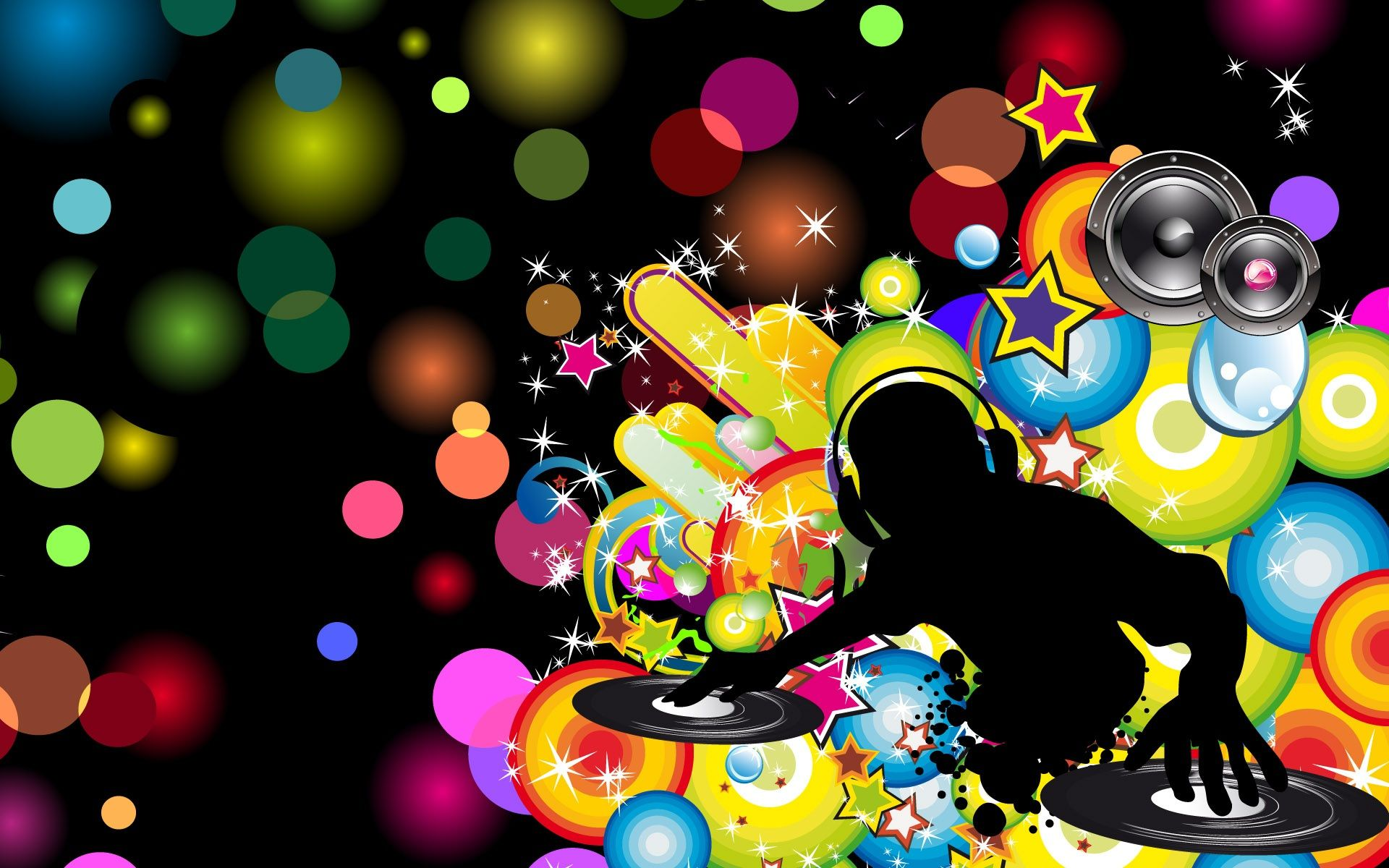 music pictures Vector music beat Wallpaper 1920x1200