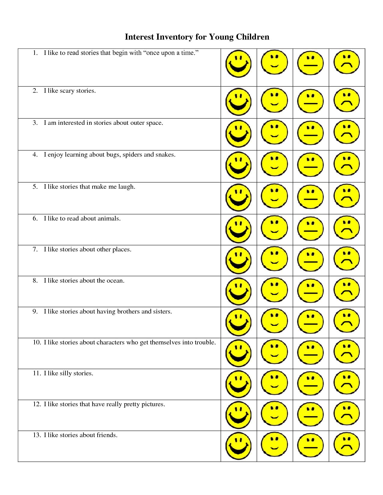 88 Free Download Math Assessment For Kindergarten At End