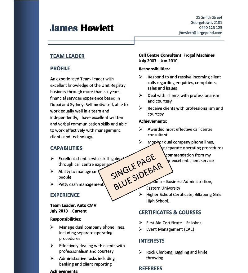 Sample Resumes Tradesmen  sample resume resume exles for