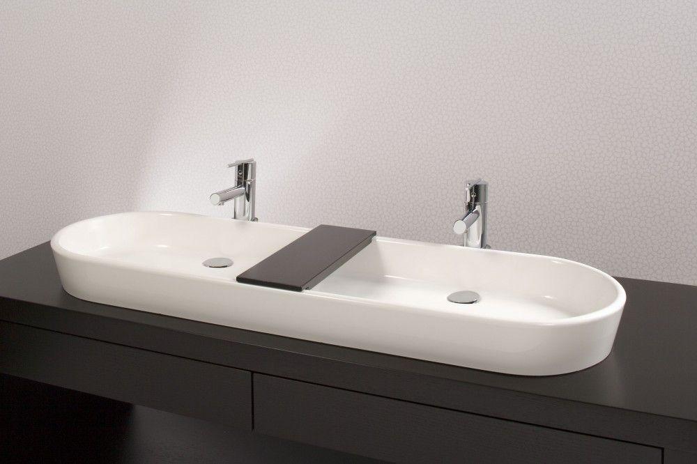 Image Of: 48 Inch Double Sink Bathroom Vanity