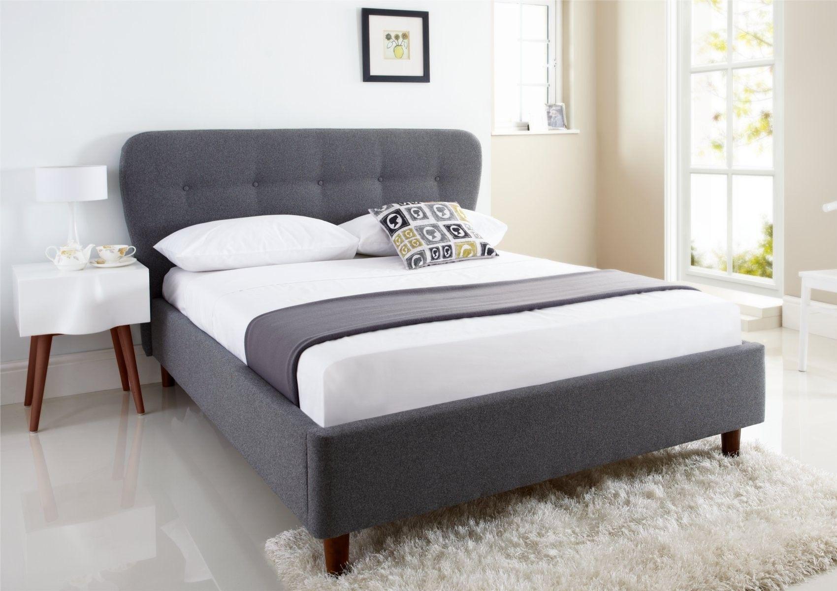 Oslo Upholstered Bed Frame