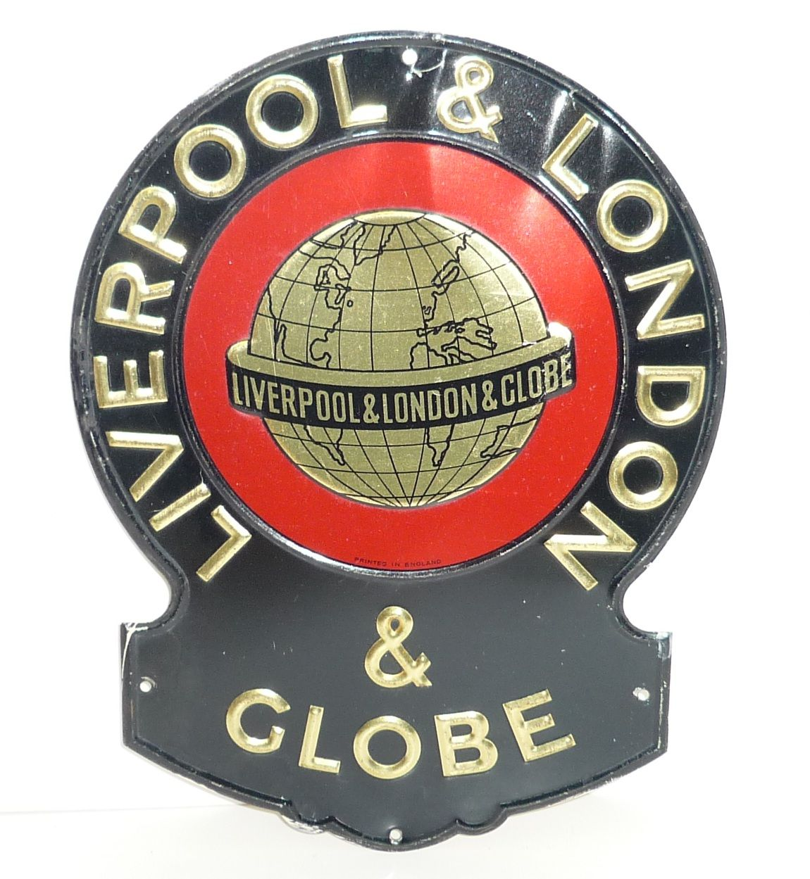 Liverpool and London and Globe Insurance Company, Limited