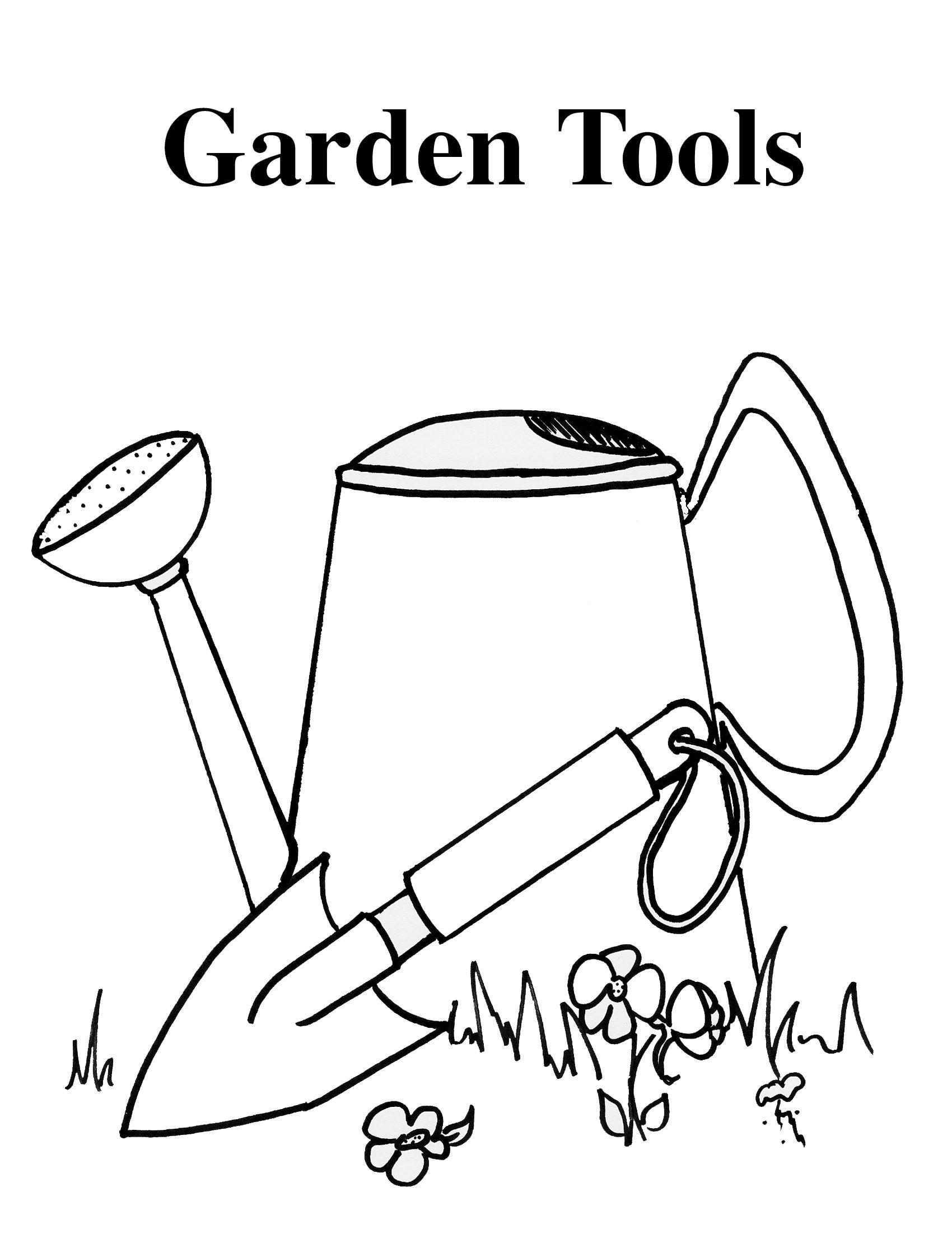 Garden Tools Copy