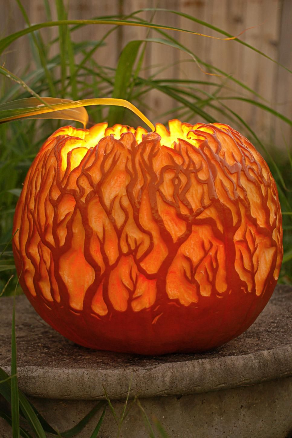 60 Easy, Cool and Scary DIY Pumpkin Carving Ideas for