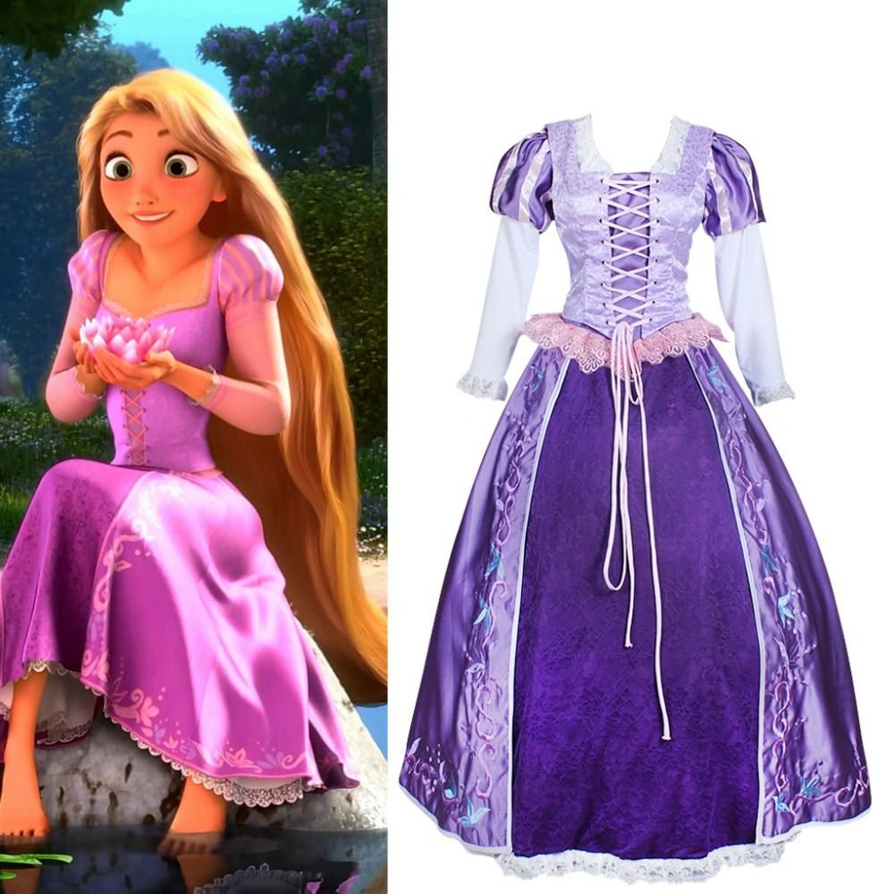 disfraces de rapunzel para niñas de 11 años Buscar con