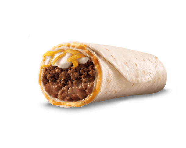 Beefy 5Layer Burrito LOVE this burrito. Have to get one