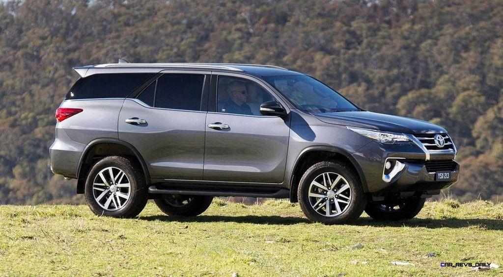 2018 Toyota Fortuner Philippines HD Car Pinterest