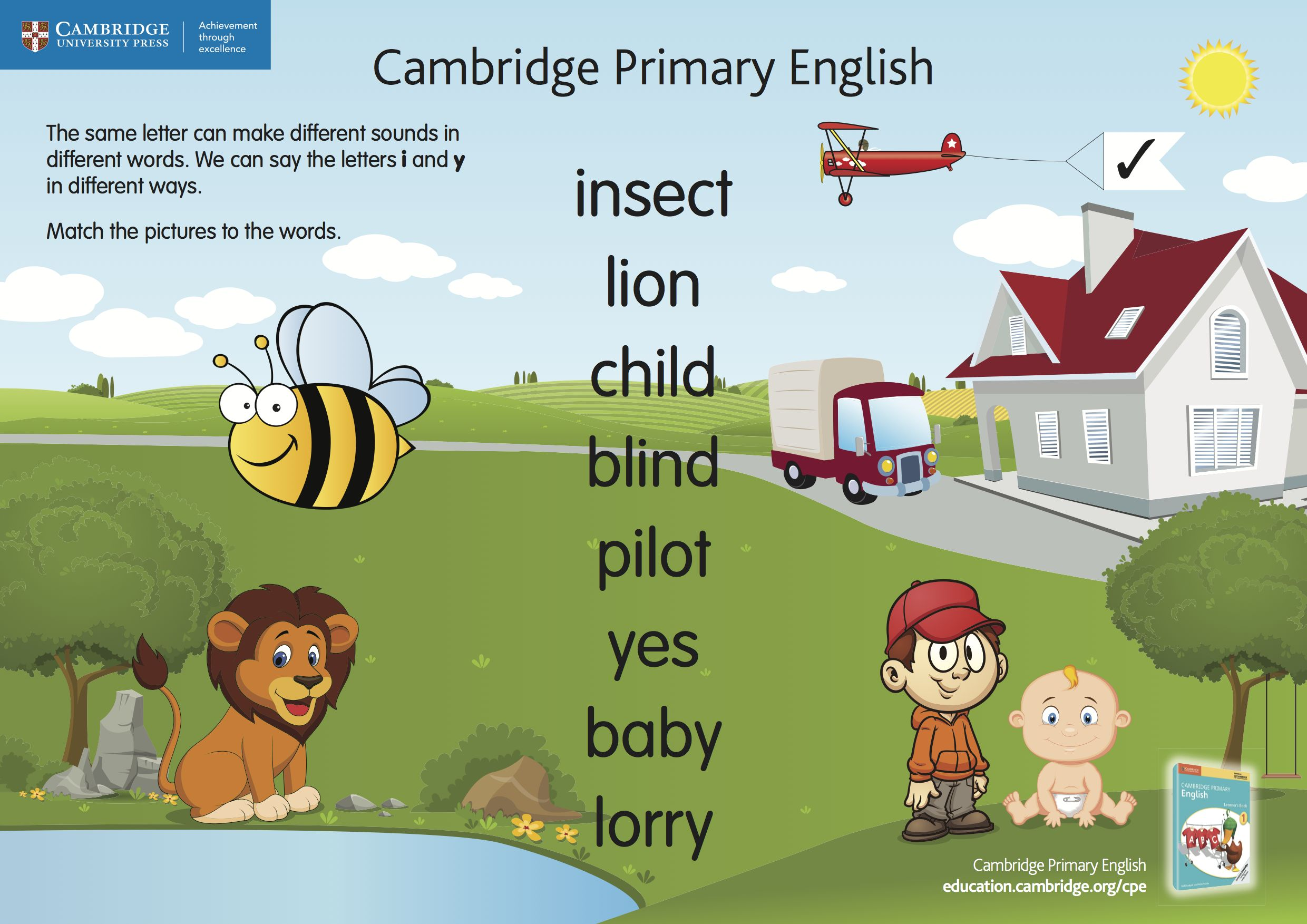 Learn About Cambridge Primary English Phonics In Our Pin