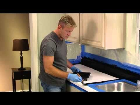 Five Ways To Update Old Kitchen Counters Faux Granite