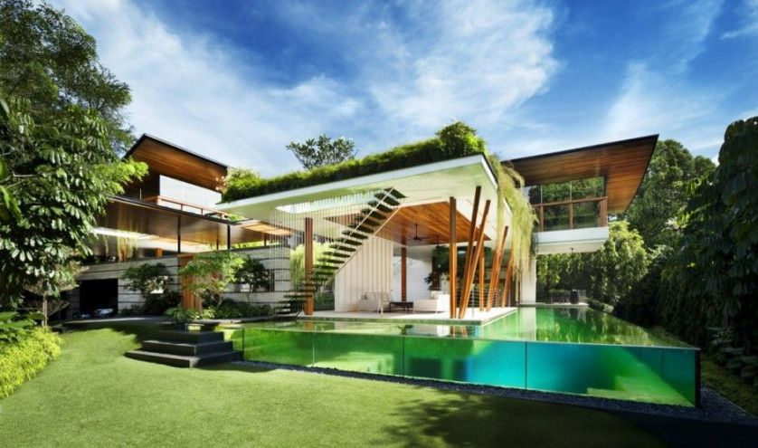 8afff27088d7f9fa49f3fbad03516a61 - THE MOST AMAZING ROOF TOP GLASS HOUSE IDEAS AND PICTURES