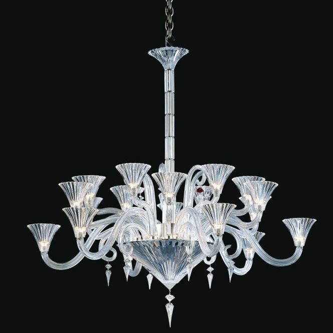 Baccarat Mille Nuits Chandelier 2609529 Luxury Crystal Lighting On Select Interiormarket