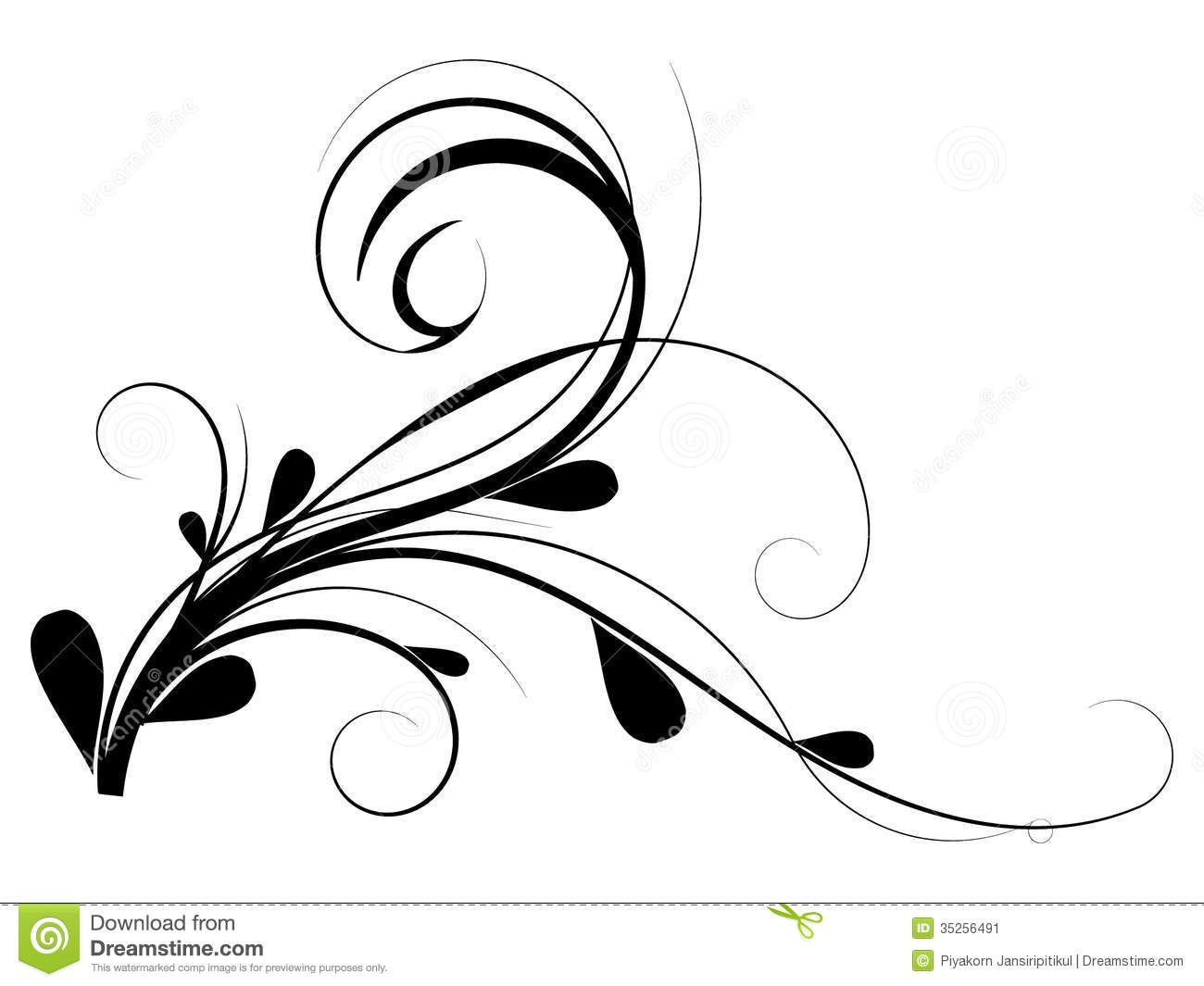 Image From Thumbs Dreamstime Z Vine Flourish