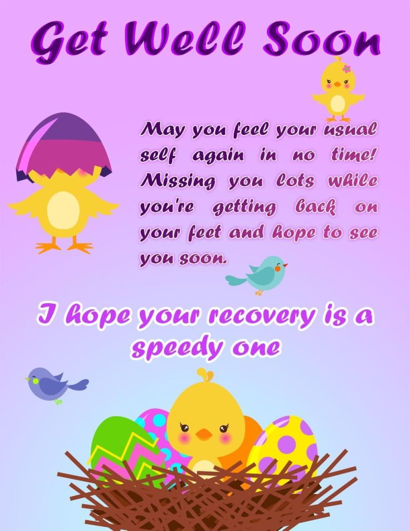 Get well soon ecard get well pinterest blessings and