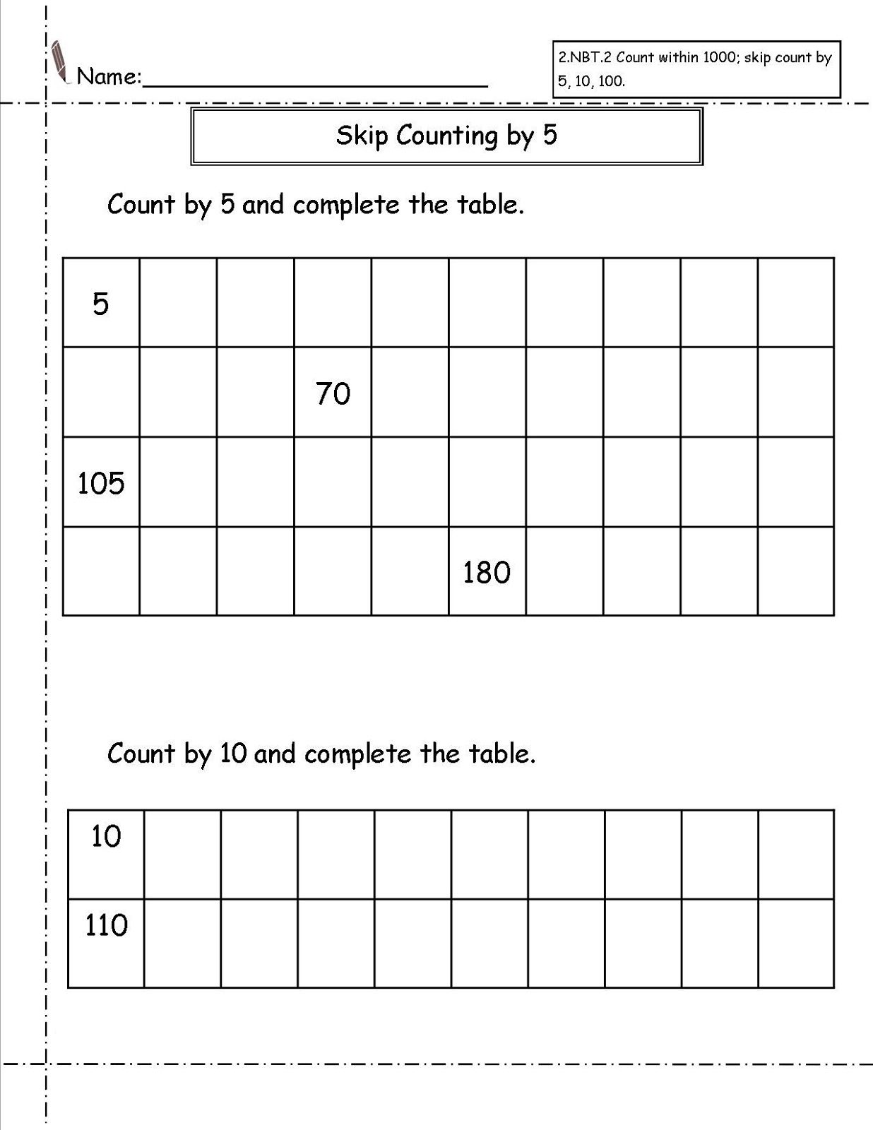 Activity Worksheet Maker