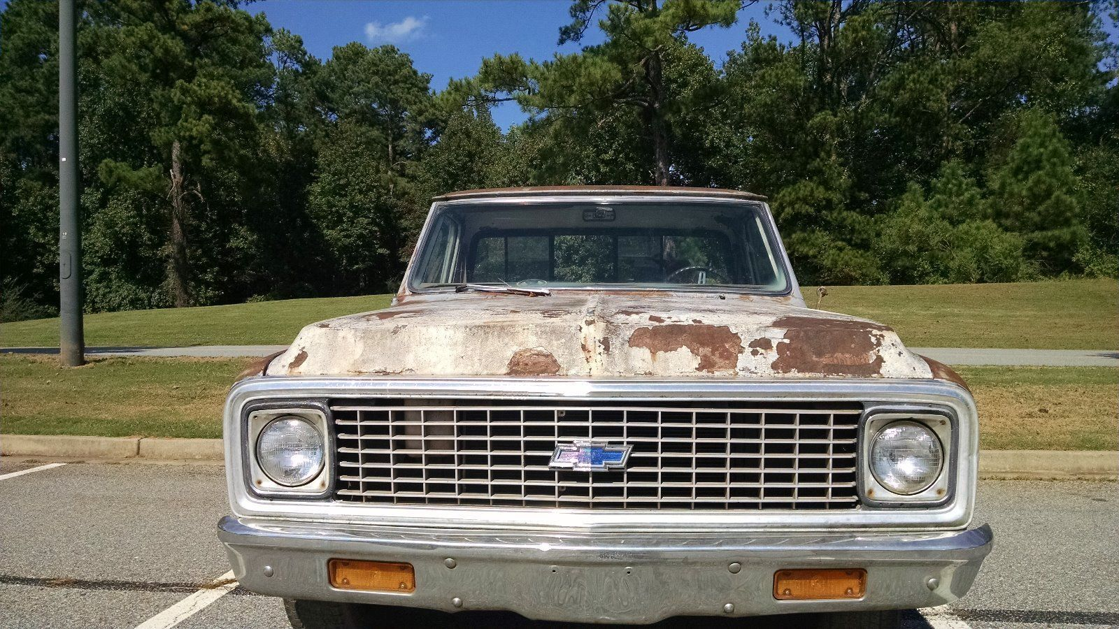 Nice Great 1972 Chevrolet C 10 1972 Chevrolet Cheyenne swb fleetside     Car for Sale  1972 Chevrolet
