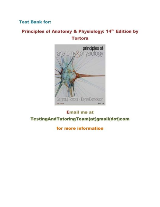 Perfecto Principles Of Anatomy And Physiology 13th Edition Pdf ...