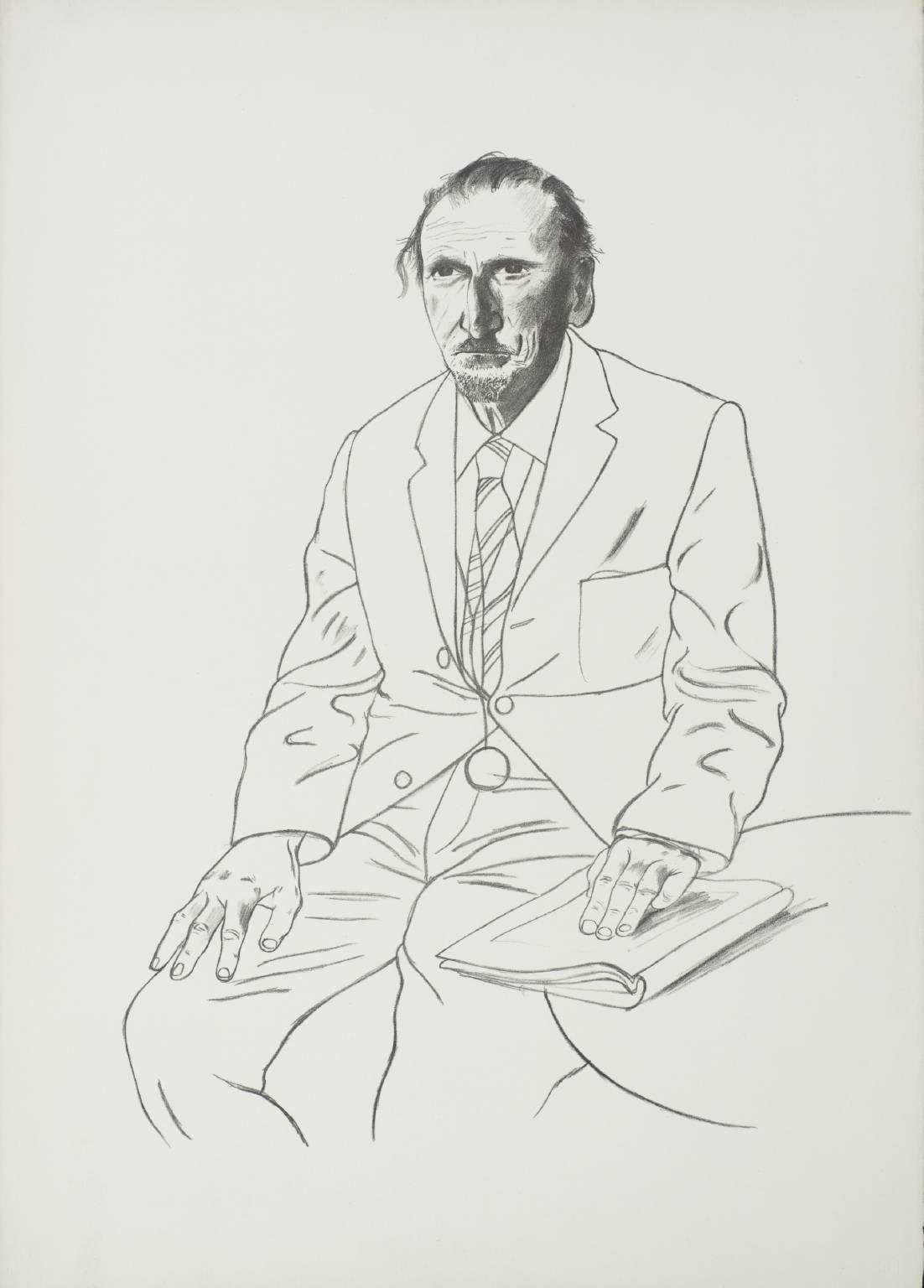 David Hockney Connoisseur