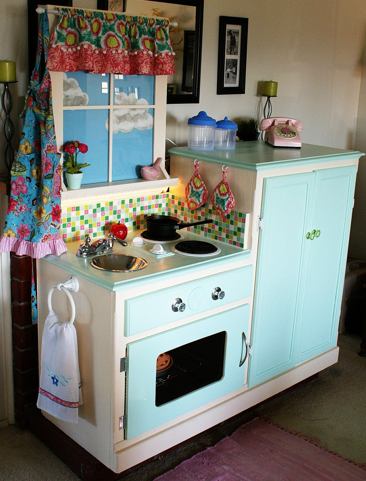 In search of the perfect piece of furniture to repurpose