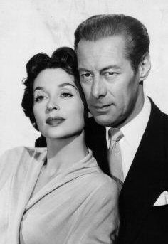 Image result for lilli palmer and rex harrison