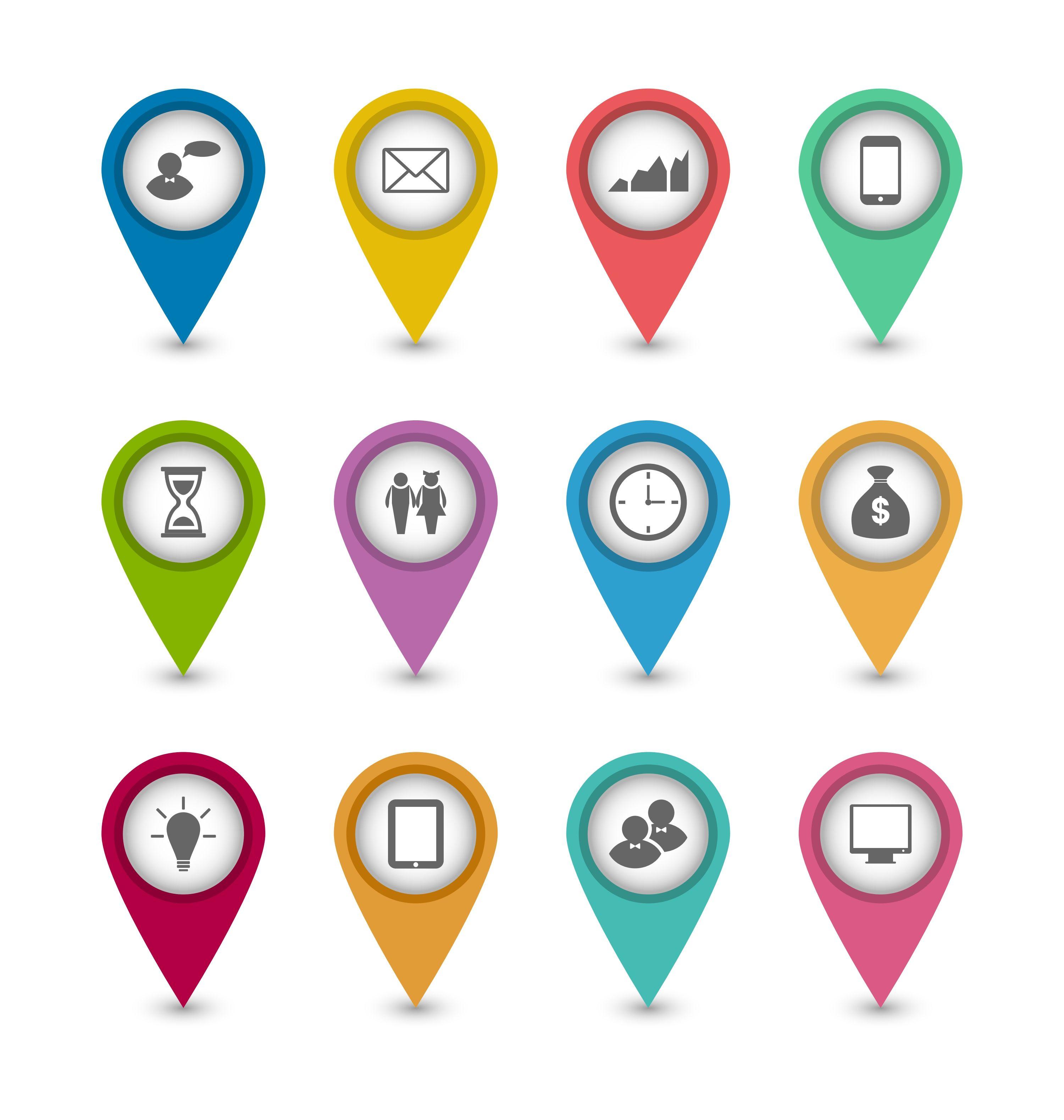 business icon Hledat Googlem pictogram Piktogram